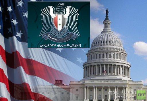 الجيش السوري الالكتروني يعلن مسؤوليته عن اشاعة