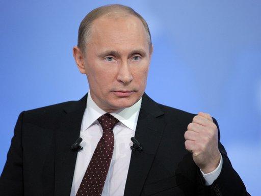 بوتين يجيب عن أسئلة المواطنين في حوار مباشر