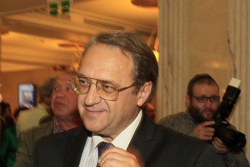 بوغدانوف الى لبنان لبحث تطورات الأوضاع الأخيرة في الشرق الأوسط