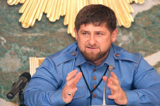 قادروف : الغرب كان يتعاطف مع الارهابيين في الشيشان