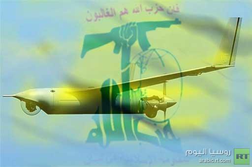 حزب الله ينفي ارسال أي طائرة بلا طيار باتجاه اسرائيل
