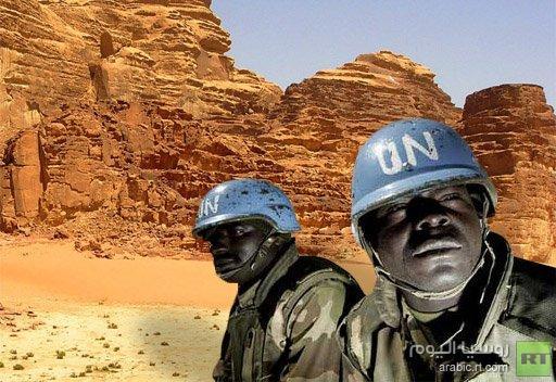 لافروف: روسيا تعول على نجاح البعثة الأممية في مالي