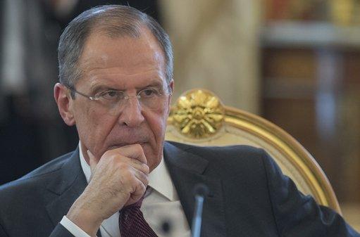 لافروف: لم نخف أبدا توريد السلاح إلى الحكومة السورية