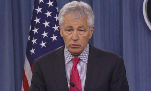 وزير الدفاع الأمريكي: سنواصل تقييم احتمال استخدام النظام السوري أسلحة كيميائية
