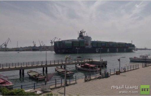 رفع رسوم عبور قناة السويس