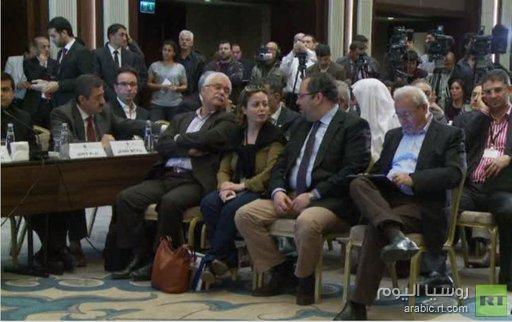 المعارضة السورية تؤسس تجمعا جديدا