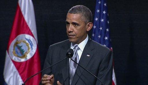 أوباما يستبعد إرسال قوات برية أمريكية إلى سورية