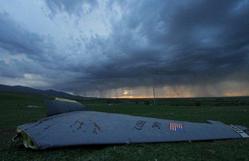 وزارة الطوارئ القرغيزية تؤكد العثور على أجزاء من جثث طاقم الطائرة الأمريكية المتحطمة