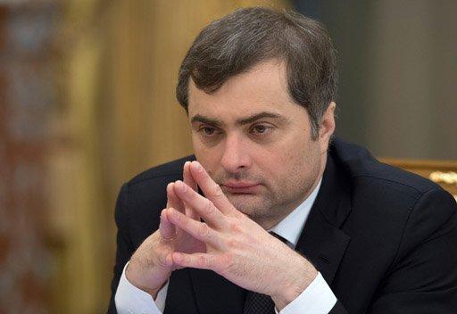 اعفاء فلاديسلاف سوركوف من منصب نائب رئيس الحكومة الروسية