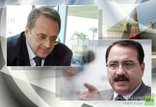 السفير السوري في موسكو يشيد بالجهود الروسية الرامية إلى عقد مؤتمر دولي