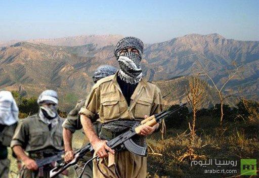 وصول أول مجموعة من مقاتلي حزب العمال الكردستاني إلى شمال العراق