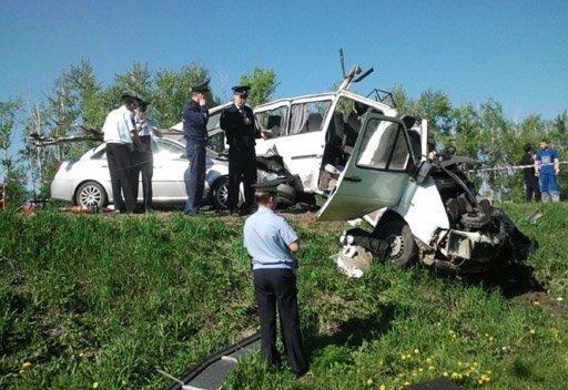 مصرع 10 أشخاص في حادث مروري مروع في مقاطعة بينزا الروسية