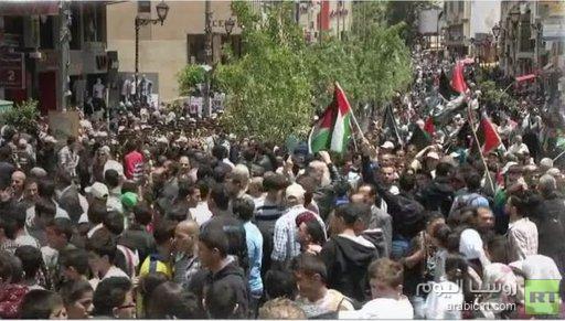 فلسطين تحيي الذكرى الـ 65 للنكبة