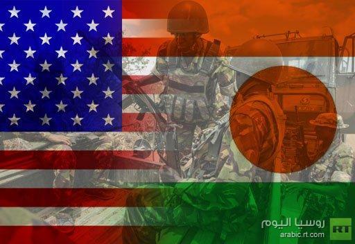 أمريكيون يدربون عسكريين من النيجر لأداء مهمة في البعثة الأفريقية بمالي