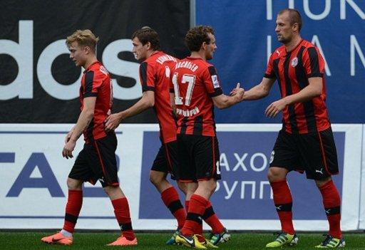 أمكار يستعيد نغمة الانتصارات في الدوري الروسي على حساب روستوف
