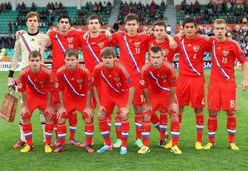 روسيا تحرز كأس أوروبا للناشئين بكرة القدم