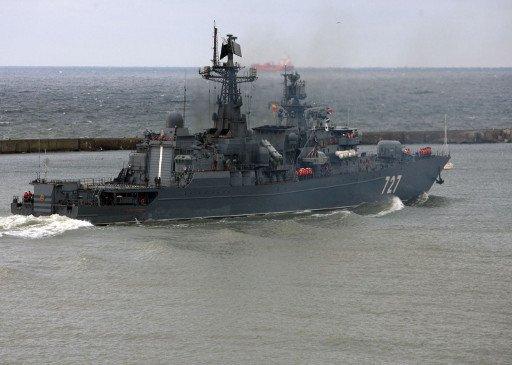 الأركان العامة الروسية: أسطول السفن الروسية في البحر المتوسط آلية لضمان الأمن في المنطقة