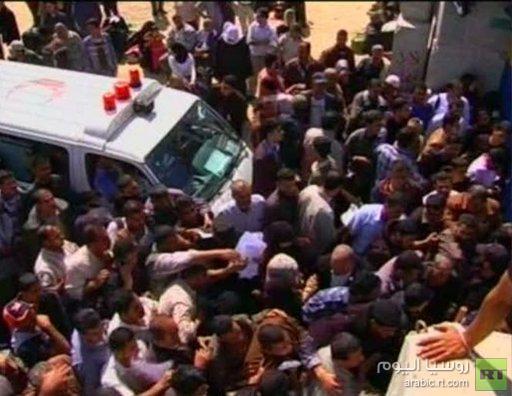 مراسلنا: رجال شرطة مصريون يغلقون معبر رفح احتجاجا على خطف زملائهم