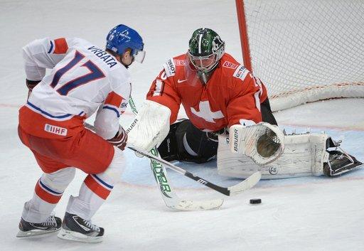 سويسرا تهزم أمريكا وتبلغ نهائي مونديال الهوكي