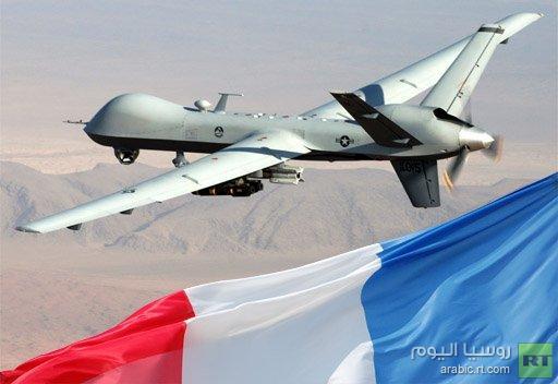 وزير الدفاع الفرنسي: فرنسا تنوي شراء طائرات بلا طيار