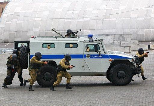 تصفية مسلحين اثنين وصلا من الحدود الباكستانية الافغانية للقيام بعملية ارهابية في موسكو