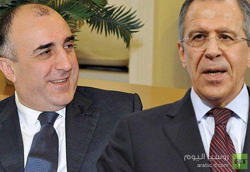 لافروف: روسيا عازمة على مواصلة المشاركة في تسوية مشكلة قره باغ