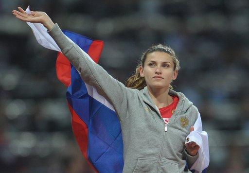 الروسية تشيتشيروفا بطلة المرحلة العالمية لألعاب القوى