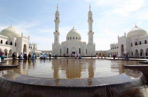 احتفالات ضخمة في روسيا مكرسة لذكرى اعتناق الاسلام