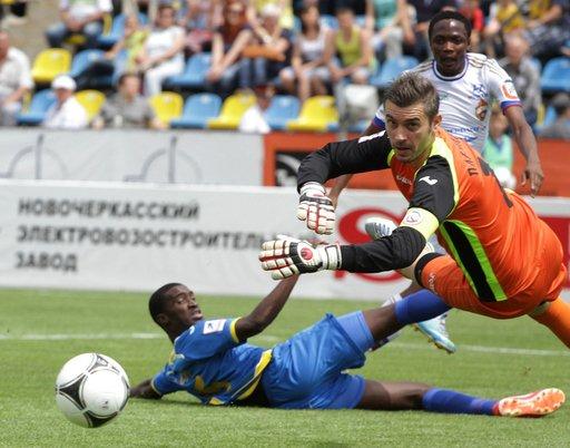 الكرة الروسية تمثل بـ 6 فرق في المسابقات الأوروبية 2013-2014