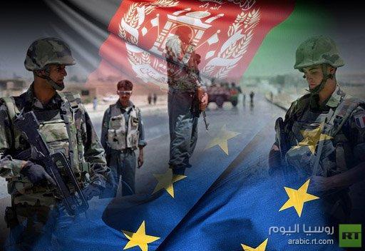 تمديد فترة عمل بعثة الشرطة التابعة للاتحاد الأوروبي في أفغانستان إلى أواخر عام 2014