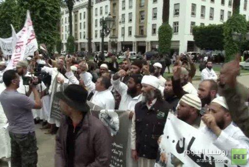 جمعية حقوق الإنسان في المغرب تدين قمع المتظاهرين
