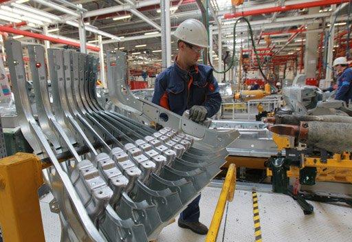 نمو الاقتصاد الروسي يتسارع في أبريل وينمو بنحو 1.8% في الشهور الأربعة الماضية