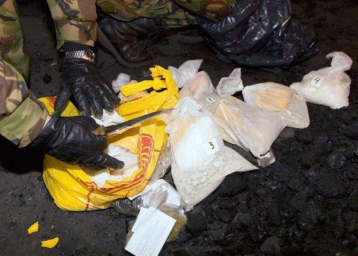 مصادرة 18,5 كلغم من الهيرويين الأفغاني في مقاطعة موسكو