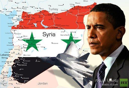 أوباما يطلب من البنتاغون إعداد خطة لفرض منطقة حظر جوي على سورية