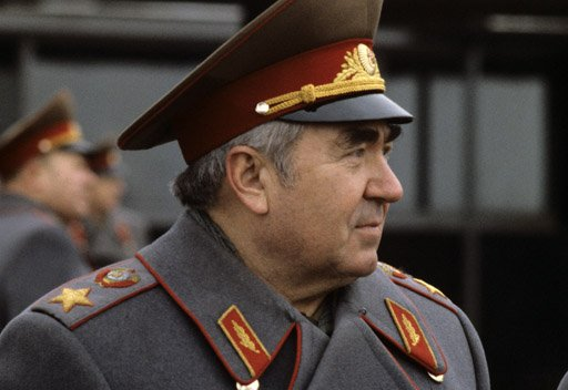 وفاة مارشال الاتحاد السوفيتي فيكتور كوليكوف
