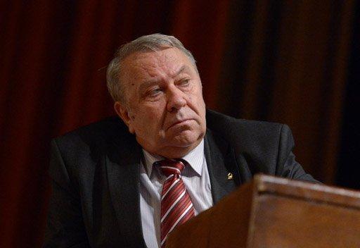 انتخاب رئيس جديد لأكاديمية العلوم الروسية