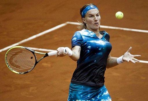 كوزنيتسوفا تواصل مشوارها في بطولة فرنسا للتنس