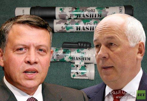 افتتاح مصنع روسي أردني لانتاج مضادات الدروع
