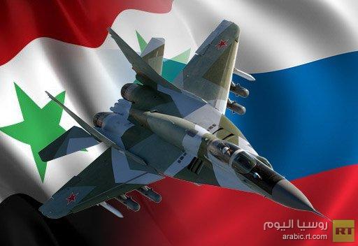 روسيا قد تزود سورية بـ 10 مقاتلات ميغ - 29