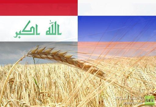 العراق يشتري 250 ألف طن قمح من روسيا