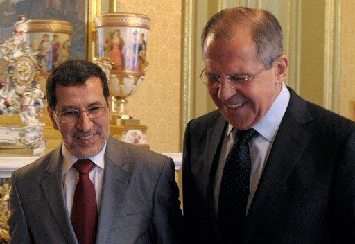 لافروف ينتقد وضع شروط مسبقة لحضور مؤتمرجنيف ويطالب بتحقيق أممي في توريد أسلحة ليبية إلى المعارضة السورية