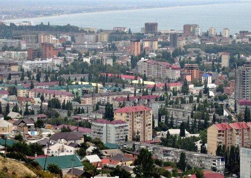 اعتقال عمدة عاصمة داغستان