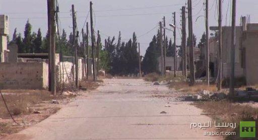 سورية.. مكاسب يحققها الجيش النظامي
