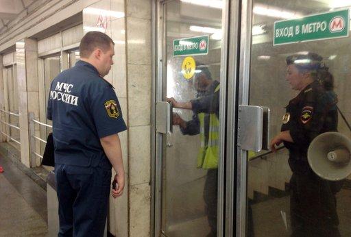 إصابة نحو 70 شخصا بسبب حريق نشب بنفق في مترو موسكو