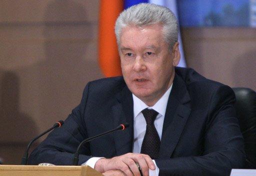 بوتين يقبل استقالة عمدة موسكو ويكلفه بمتابعة مهامه لغاية الانتخابات
