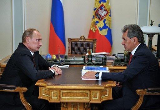 بوتين: مرابطة سفن الاسطول الحربي الروسي في البحر المتوسط ليست