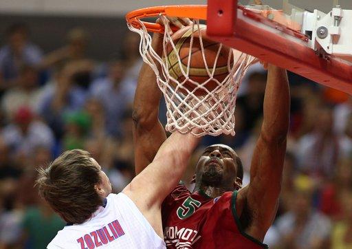 تسيسكا موسكو بطلاً للدوري الموحد (VTB) لكرة السلة