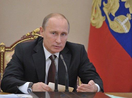 بوتين يدعو الى تشديد القوانين الخاصة بمكافحة الهجرة غير الشرعية