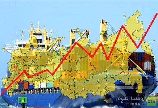 حجم النقل في الموانئ الروسية يرتفع بنحو 5% منذ بداية العام حتى نهاية مايو