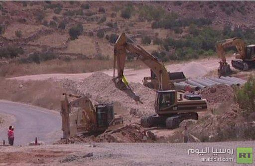 إسرائيل تستبق وصول كيري بتوسيع المستوطنات